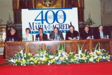 Apertura del IV Centenario