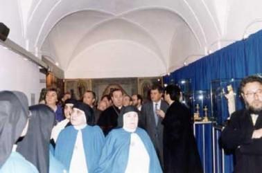 """Exposición """"Sor María de Jesús"""""""
