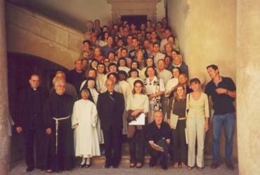 Partcipantes de los cursos