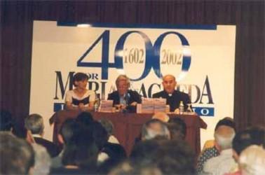Presentación Libro P. Ángel Martínez Moñux