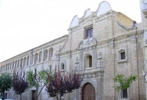 Mosterio de Borja (Zaragoza)