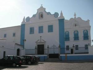 Monasterio de Campo Maior en Portugal