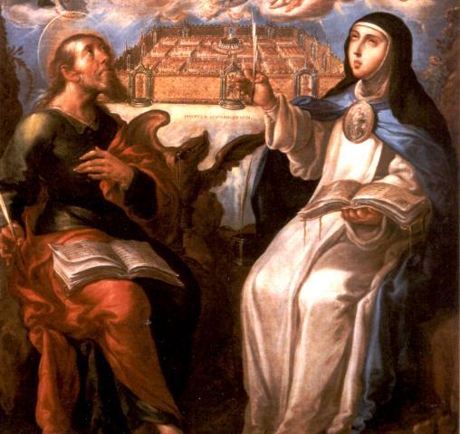 maria og jesus
