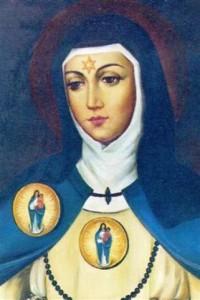 Santa Beatriz da Silva, Fundadora da OIC